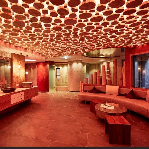 Entspannung für jedermann: Spa im Auriga