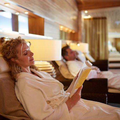 Wellness und Spa im Hotel Auriga