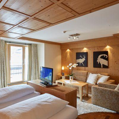 Auriga hotel rooms in Lech