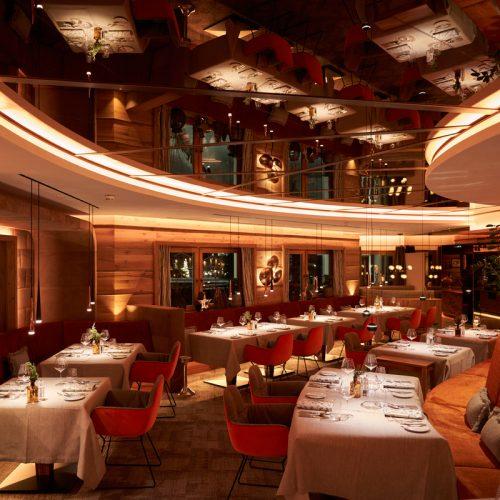 Kulinarische Highlights im Hotel Auriga in Lech
